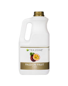 Tea Zone Passion Fruit Puree (64 oz.), J4065