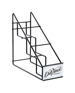 DaVinci Syrup Wire Rack (3 Bottles)