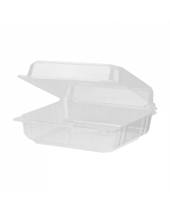 Karat Earth 9''x9' PLA Hinged Container