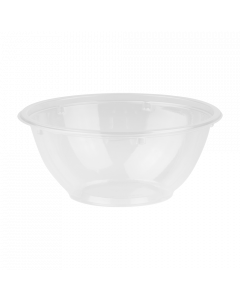 Karat Earth 32oz PLA Salad Bowls, Clear - 300 ct