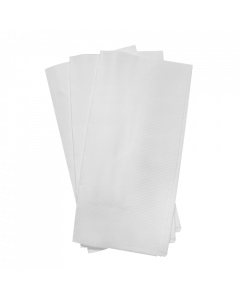 "Karat 17""x17"" Premium Dinner Napkins - White - 2,000 ct"