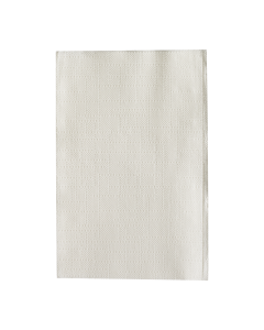 "Karat 8""x6.5"" Interfold Dispense Napkins - White - 6,000 ct, KN-F86-2W"