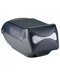 San Jamar Countertop Napkin Dispenser - Black Pearl
