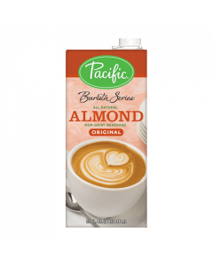 Pacific Barista Series Original Almond Beverage (32oz), P-Almond, Original