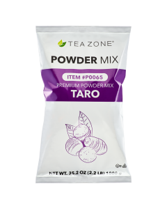 Tea Zone Taro Powder (Made in USA) - 2.2 lbs