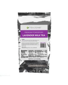 Tea Zone Lavender Milk Tea Powder (1.32 lbs), P1036