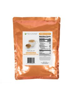 Tea Zone MilkTeaBLAST Okinawa Brown Sugar Powder (2.2 lbs)