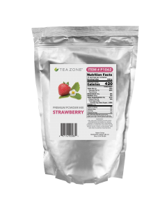 Tea Zone Strawberry Powder (2.2 lbs)