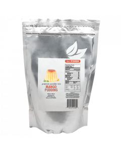Tea Zone Mango Pudding Mix Powder (2.2 lbs)
