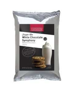 Cappuccine White Chocolate Symphony Frappe Mix (3 lbs), P4021