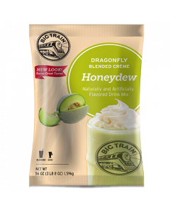 Big Train Dragonfly Honeydew Blended Creme Frappe Mix (3.5 lbs), P6052