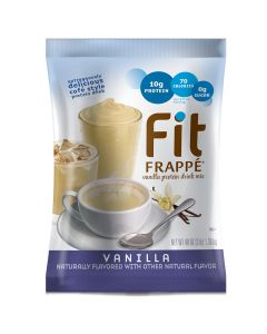 Big Train Fit Frappe Protein Drink Mix Vanilla (3 lb), P6095