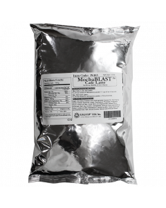 MochaBLAST Cafe Latte Powder (2 lbs), P6103