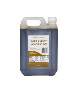 Tea Zone Dark Brown Sugar Syrup (11.2 lbs)