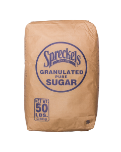 Spreckels Granulated Pure Sugar - 50 lb