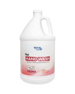 Total Clean Pink Hand Wash (1 gal) - 4 ct, TC-HS400