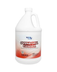 Total Clean Oven & Grill Cleaner (1 gal) - 4ct, TC-OC500