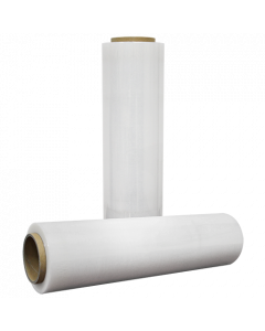 "Karat Hand Wrap Stretch Film - 80 Gauge, 18""x1000' (4 rolls)"