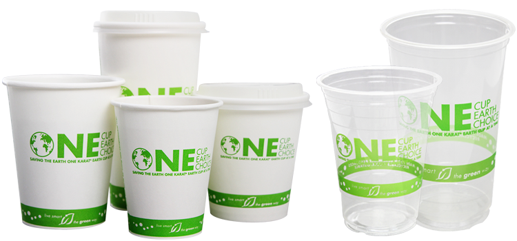 Eco-Friendly Cups